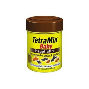 Корм для рыб TetraMin Baby мелкая крупа 66мл