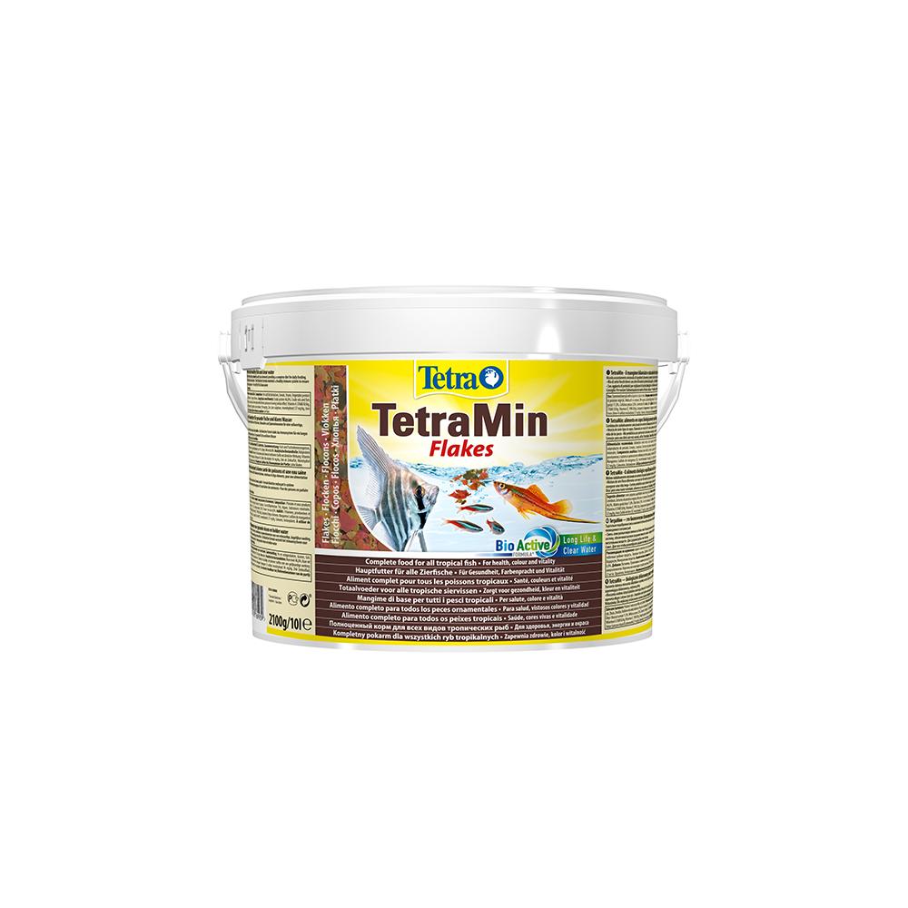 Корм для рыб TetraMin хлопья 10л