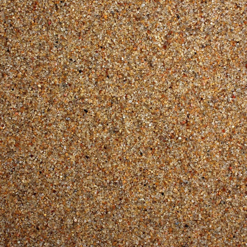 """Грунт натуральный UDECO """"Янтарный песок"""" 0,4-0,8 мм 6 л"""