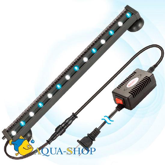 Распылитель СИЛОНГ со светодиодной  многоцветной подсветкой 1.5 Вт 45 см