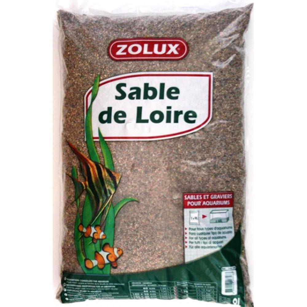 Грунт Zolux песок серый 4,5кг