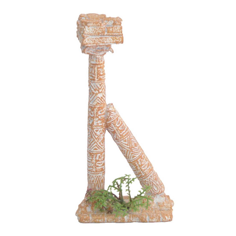 Грот Zolux Сломанная колонна (серия Античность), нано