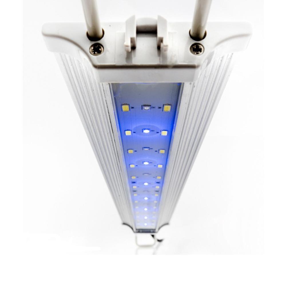 Светильник Zetlight LED Zp4000-742 под патрон Т5 и Т8 море
