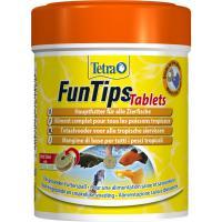 Корм для рыб TETRA FunTips таблетки приклеивающиеся к стеклу 165шт/150мл/65г