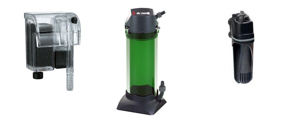 Фильтры для аквариумов